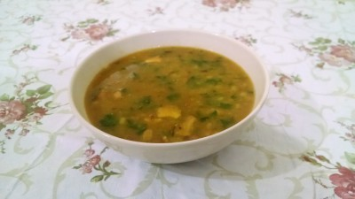 Dal Palak Recipe, Indian Veg Recipe