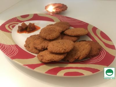 Wheat Flour Mathri Recipe, Aate ki Mathri