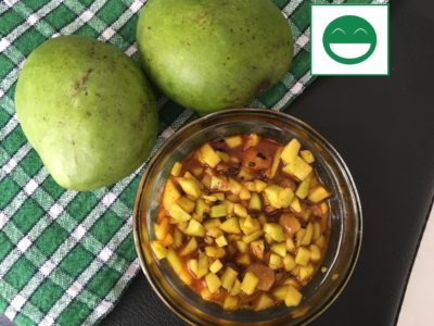 Instant Mango Pickle Recipe, How to make Kairi Achar Quickly