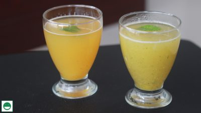 Aam Panna Recipe and Kairiche Panhe – 2 different recipes