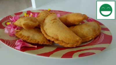 Mawa Gujiya Recipe, How to make Khoya/Mawa Gujiya