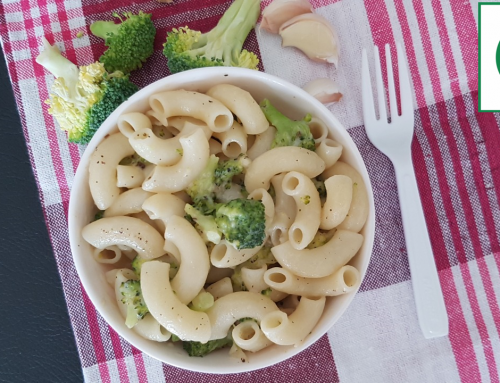 Broccoli Pasta Recipe – No Sauce Required