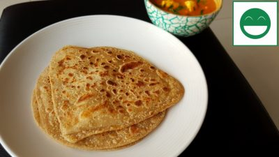 Plain Paratha Recipe, How to make Tawa Paratha | Sada Paratha