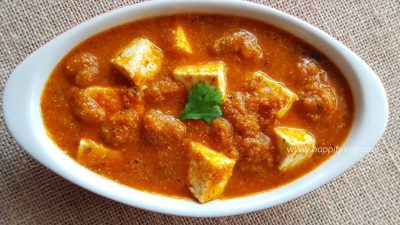 Easy Paneer Butter Masala Recipe | How to make Paneer Butter Masala