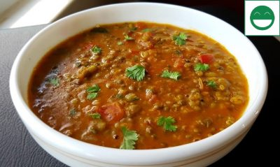 Hari Moong Dal Recipe | Sabut Moong ki Dal Recipe
