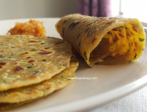 Methi Thepla Recipe | Gujarati Methi na Thepla