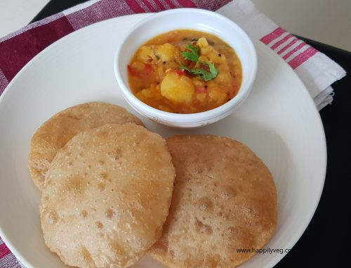 Easy Poori Recipe, Make Puffed Puri at home
