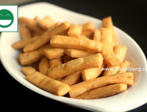 Namak Pare Recipe | How to make healthy Namak Pare?