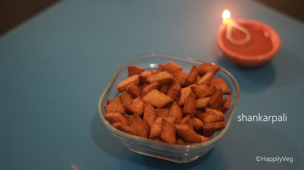 shakkar para shankarpali recipe