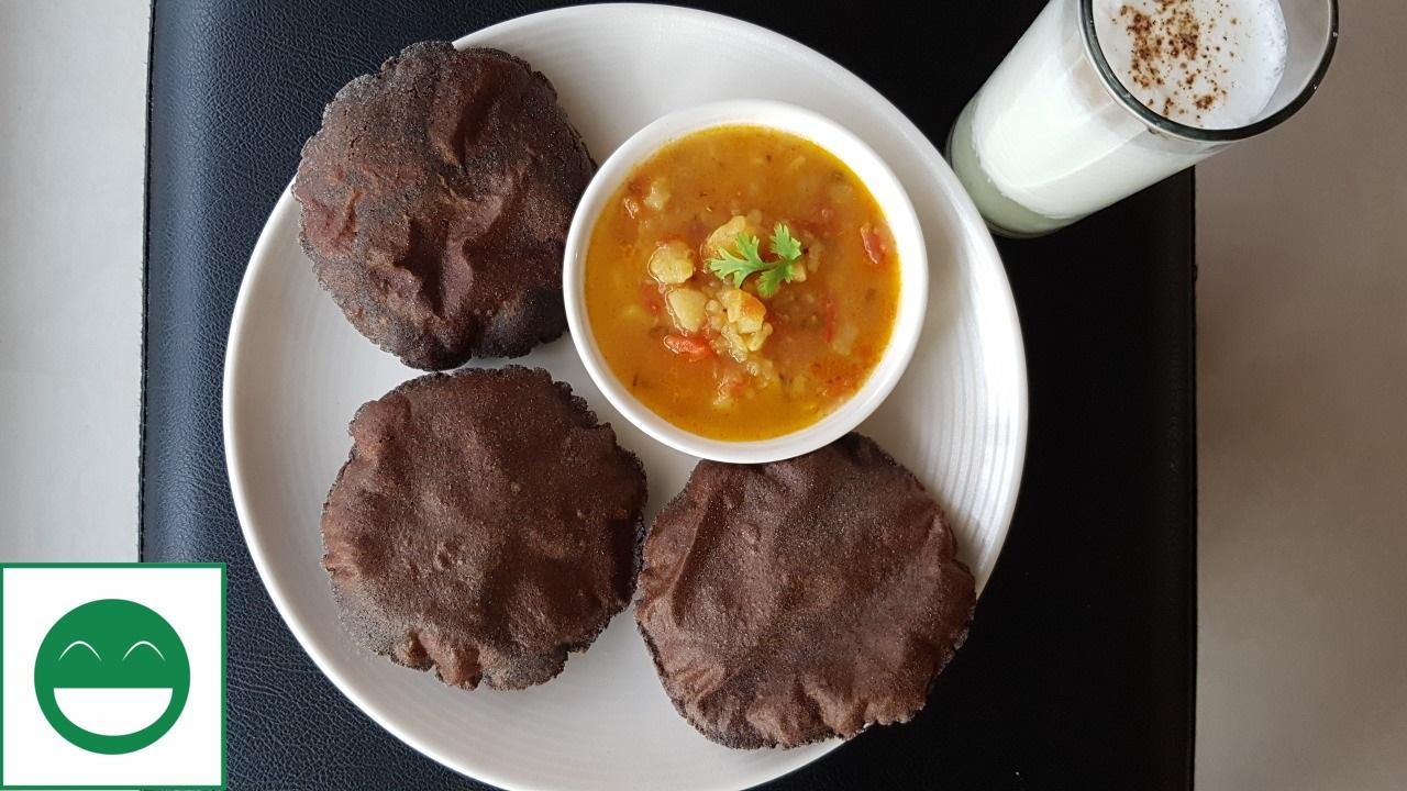 Kuttu ki Puri Recipe for Vrat | Fasting recipe